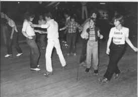 Roller Disco at the California Ballroom