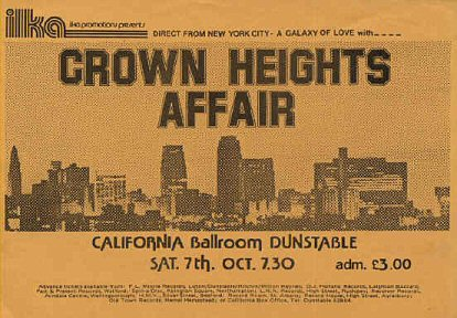 Crown Heights Affair poster