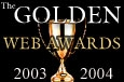 Golden Web Award logo
